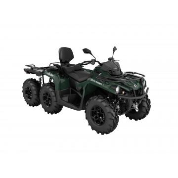 OUTLANDER 6X6 MAX XU+T 450