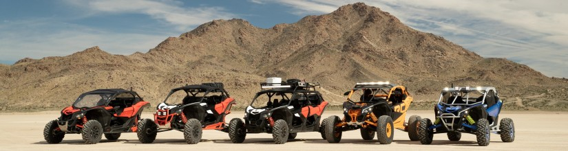CAN-AM SSV 2022